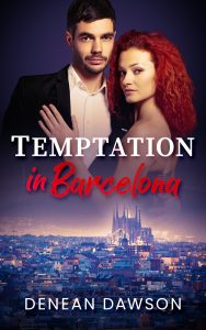 Temptation In Barcelona Book Cover Image