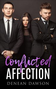 Conflicted Affection Book Cover Image