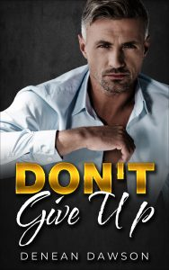 Don't Give Up Book Cover Image