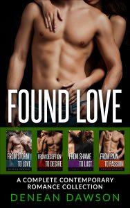 Found Love Book Cover Image