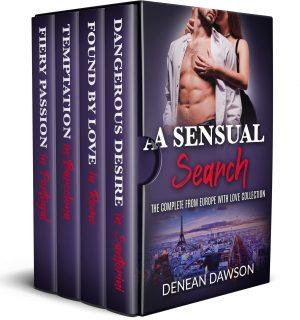 A Sensual Search Book Cover