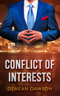 Conflict of Interests Book Cover