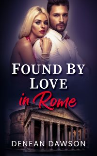 Found By Love in Rome Book Cover