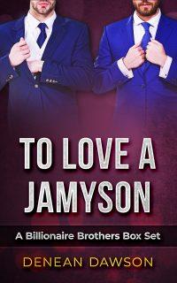To Love A Jamyson Book Cover
